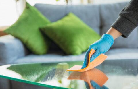 freepik remanence des produits desinfectants