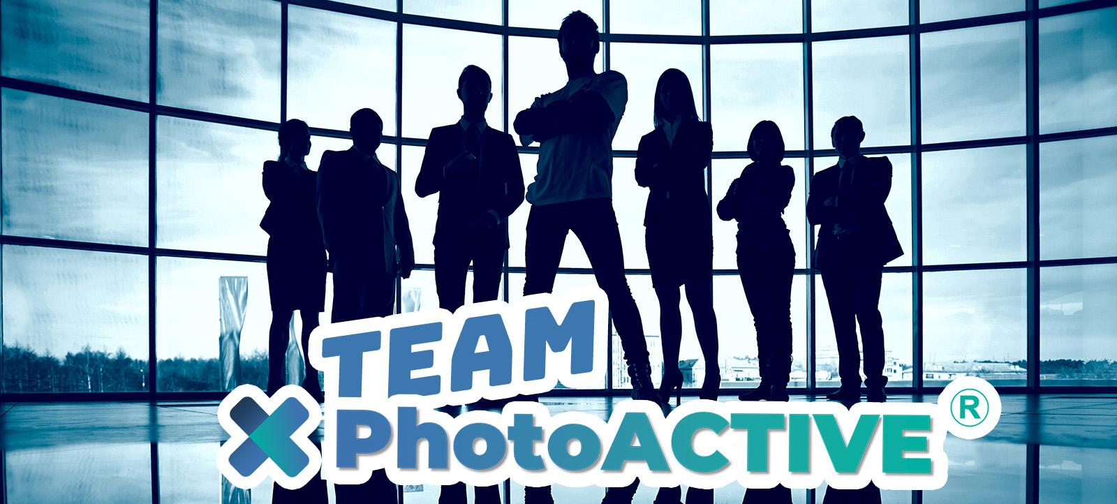 la team photoactive en action !