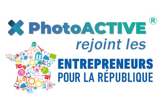 PhotoACTIVE rejoint les entrepreneurs de la république