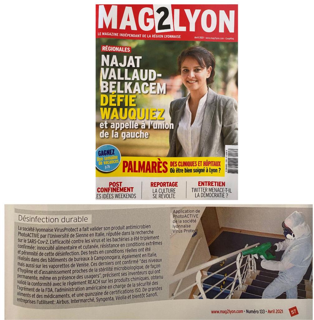 Mag2Lyon PhotoACTIVE