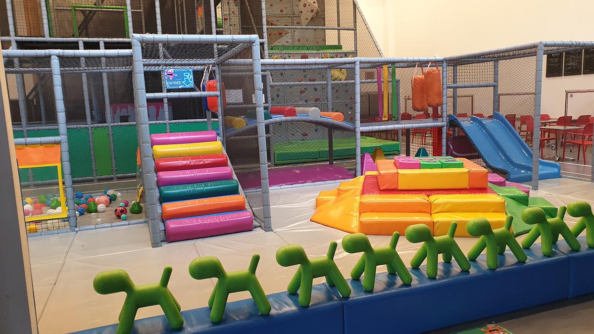 Photoactive chez To-Play plaine de jeux pour enfants à Fontainebleau